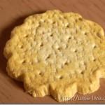 クッキー2種類が完成