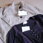 秋物の洋服を買いました
