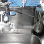 浄水器C1(シーワン) 設置しました