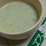 アセロラの力スープとチーズロール