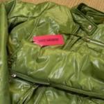 ANITA ARENBERGのライダースジャケットは着やせする?!