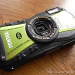 防水カメラ「PENTAX Optio WG-1 GPS」買いました&8月14日まで留守にします