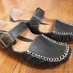 送料無料キャンペーン中のベルメゾンでふだん履きの靴を596円で購入