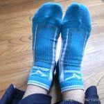 ジョギング再開 ランニング用靴下は中級者以上だと効果的かも