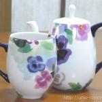 大好きなティーセットがあるとお茶タイムが至福の時間に変身