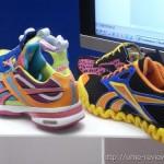 「Your Reebok」注文完了! 自分だけの靴が作れるって楽しい♪