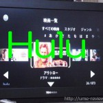 hulu(フールー)でジェネレーションギャップを堪能 英語のプチ勉強も