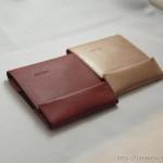 薄い財布のレディースカラーがかわいい 薄い財布は一家に1つあると超便利