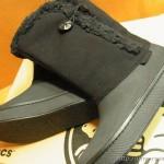 異素材コンビが新鮮!冬気分を盛り上げるクロックスのブーツが届いたよ