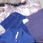 ニッセンのセールで通勤用の服を購入 通勤服だけどカジュアル