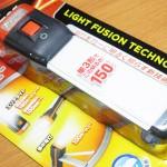 1台3役のLED懐中電燈モード エナジャイザーフュージョンLEDライト