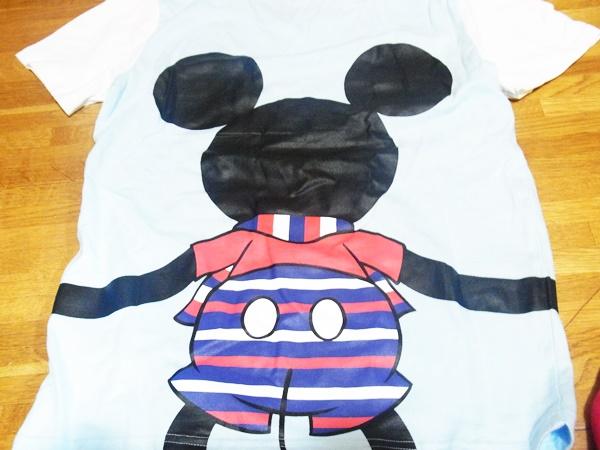 ディズニーつながるTシャツ