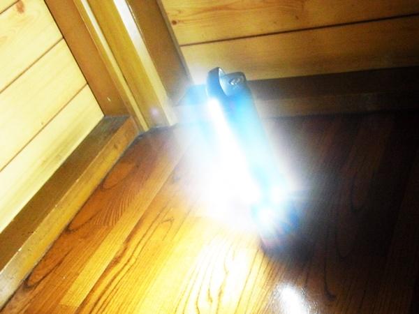 LEDフュージョン 3-IN-1ランタン