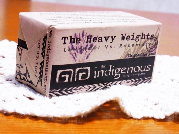 Indigenous Soap(インディジェナスソープ)ヘビーウェイツ