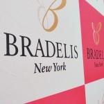ブラデリスのフィッティング体験 服を着た状態でも胸が全然違う